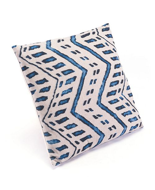 Zuo Ikat Square Pillow
