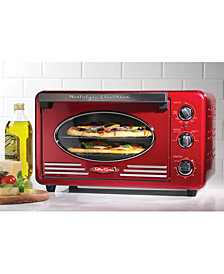 Nostalgia Retro 12-Slice Convection Toaster Oven