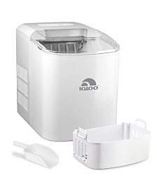 Igloo 26-Pound Automatic Ice Cube Maker, White