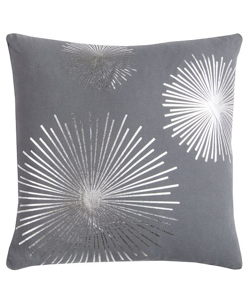 """Rizzy Home Rachel Kate 20"""" x 20"""" Starburst Pillow Collection"""