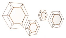 Zuo Set of 4 Mirrors