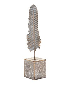 Zuo Feather Figurine