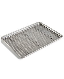 Half Sheet Pan & Rack Set, Created for Macy's