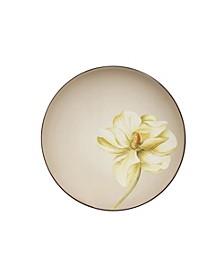 Colorwave Floral Accent Plate