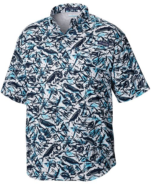 Columbia Men's PFG Super Tamiami™ Short Sleeve Shirt