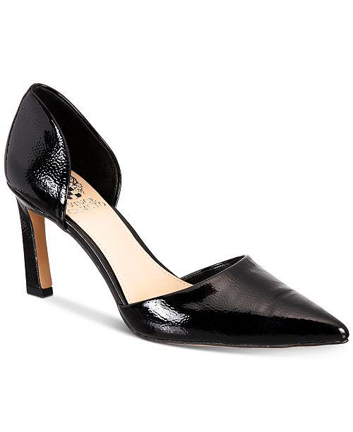 2b14e7c34aec31 Vince Camuto Renny Pumps   Reviews - Pumps - Shoes - Macy s