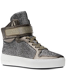 MICHAEL Michael Kors Trent High-Top Sneakers