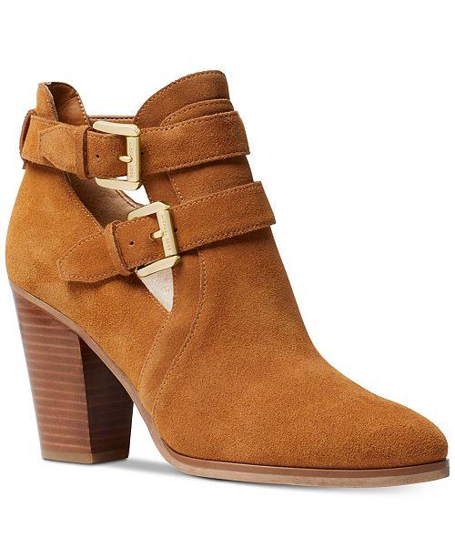 056914344536 Michael Kors Walden Booties   Reviews - Boots - Shoes - Macy s