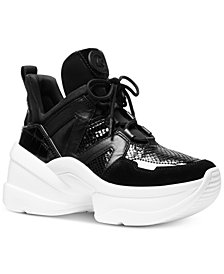 "MICHAEL Michael Kors Olympia Trainer ""Dad"" Sneakers"