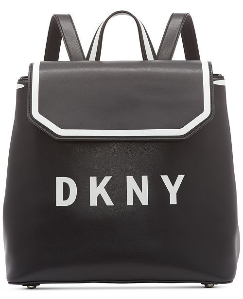 DKNY Jade Flap Backpack, Created for Macy's