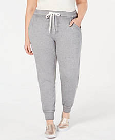 Planet Gold Plus Size Jogger Pants