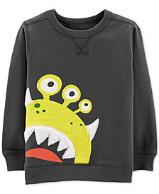 Carter's Toddler Boys Alien Graphic Sweatshirt