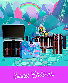 NYX Professional Makeup Holiday Sweet Château Collection
