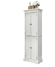 Home Styles Americana White Pantry