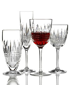 Waterford Stemware, Lismore Diamond Collection