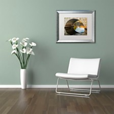 """Michael Blanchette Photography 'Picture in Picture' Matted Framed Art, 16"""" x 20"""""""