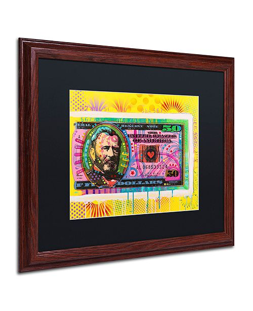 """Trademark Global Dean Russo 'Halfway There' Matted Framed Art, 16"""" x 20"""""""