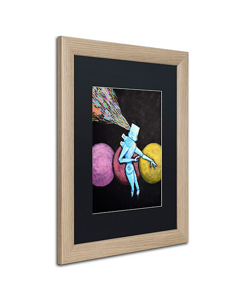 "Trademark Global Craig Snodgrass 'Breakout' Matted Framed Art, 16"" x 20"""