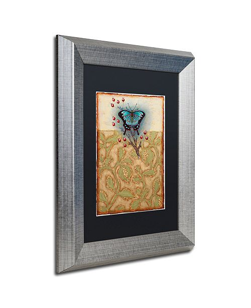 Trademark Global Rachel Paxton Salt Meadow Butterfly Matted Framed Art 11 X 14 Reviews Wall Art Macy S