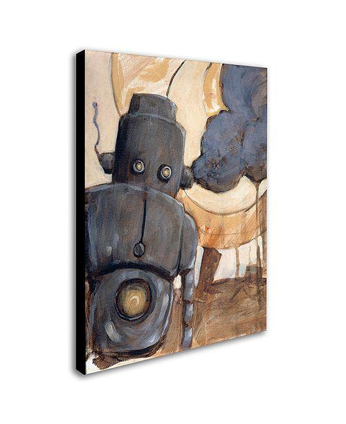 "Trademark Global Craig Snodgrass 'All Done Now' Canvas Art, 35"" x 47"""