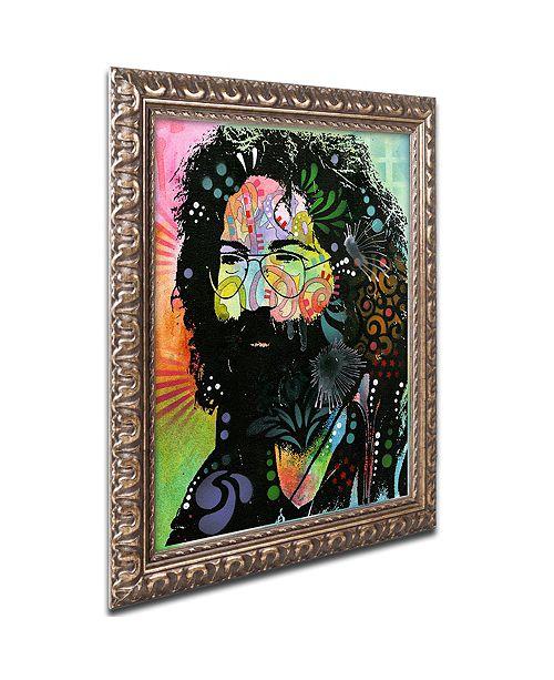 "Trademark Global Dean Russo 'Garcia' Ornate Framed Art, 16"" x 20"""