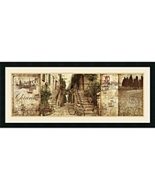 Tuscany Framed Art Print