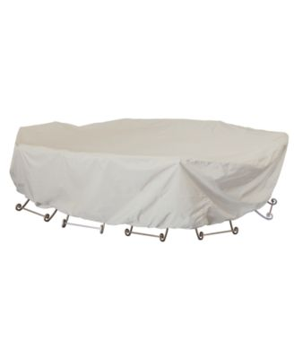 """Outdoor  Patio Furniture Cover, 72"""" Square Table & Chairs, Quick Ship"""