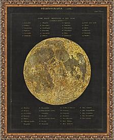 Astronomical Chart I  Framed Art Print