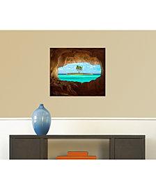 Amanti Art Paradise 24x21 Canvas Art Gallery Wrap