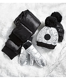 DKNY Quilted Puffer Collection, Created for Macy's