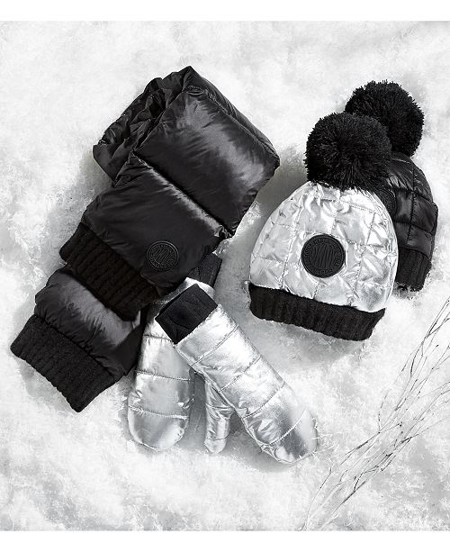 910ad5fe9bed1 ... DKNY Quilted Puffer Collection