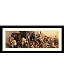 Amanti Art Noah'S Ark  Framed Art Print