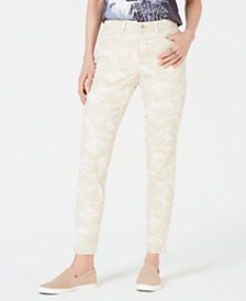 Style & Co Curvy Skinny Jeans, Created For Macy's