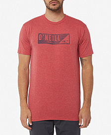 O'Neill Men's Wedge Logo Graphic T-Shirt