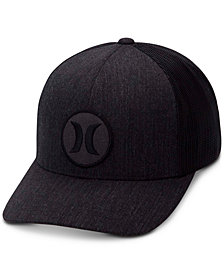 Hurley Men's Textured Patch Snapback Hat