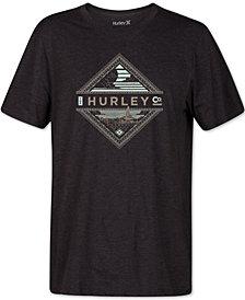 Hurley Men's Bali Vibes Graphic T-Shirt