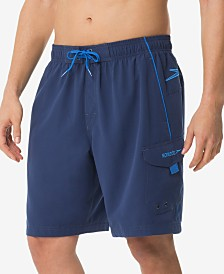 Speedo Men's Performance Marina 9'' Swim Trunks