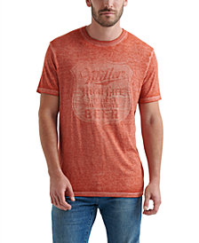 Lucky Brand Men's Route Miller Graphic Tshirt
