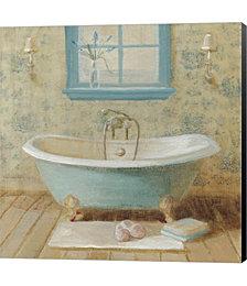 Victorian Bath I by Danhui Nai Canvas Art