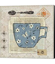 Garden Cafe IV by Belinda Aldrich Canvas Art