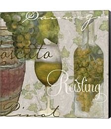 Wine Cellar II by Color Bakery Canvas Art
