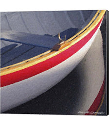 Nautical Closeups 15 by Crista Forest Canvas Art