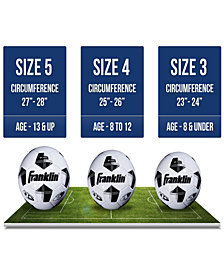 Franklin Sports Size 5 Competition 100 Soccerball