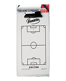 Soccer Coaching Clipboard