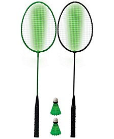 2 Player Led Badminton Set
