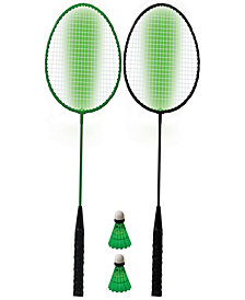 Franklin Sports 2 Player Led Badminton Set
