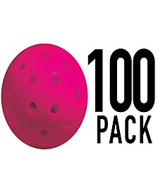 X-40 Performance Outdoor Pickleballs - United Stes - Uspa Approved (100 Pack)
