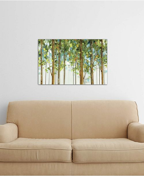"iCanvas ""Forest Study I Crop"" by Lisa Audit Gallery-Wrapped Canvas Print (18 x 26 x 0.75)"