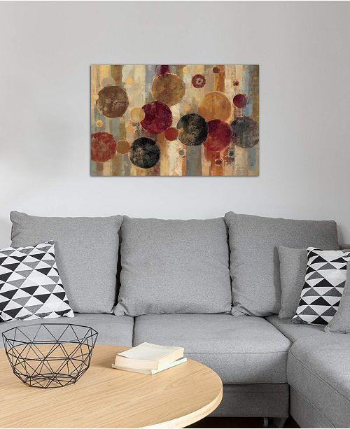 "iCanvas ""Pendulum "" by Silvia Vassileva Gallery-Wrapped Canvas Print (26 x 40 x 0.75)"