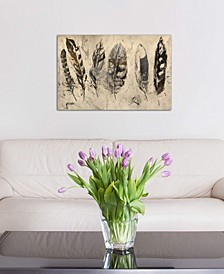 """Quill"" by Julian Spencer Gallery-Wrapped Canvas Print (26 x 40 x 0.75)"